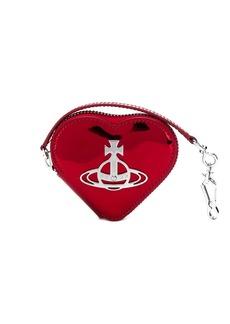 Vivienne Westwood heart shaped purse