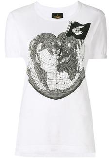 Vivienne Westwood Heart World T-shirt