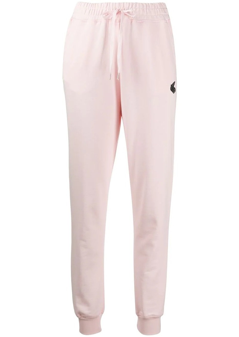 Vivienne Westwood high waisted track trousers