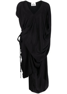 Vivienne Westwood Johanna draped dress