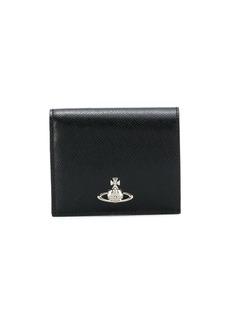 Vivienne Westwood logo bi-fold wallet