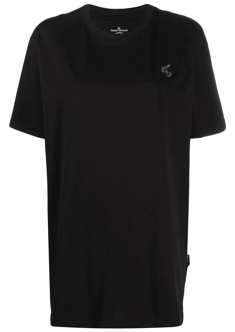Vivienne Westwood logo patch T-shirt