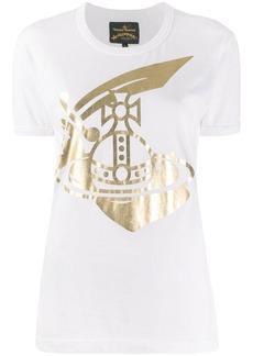 Vivienne Westwood logo printed T-shirt