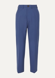Vivienne Westwood Long George Wool Slim-fit Pants