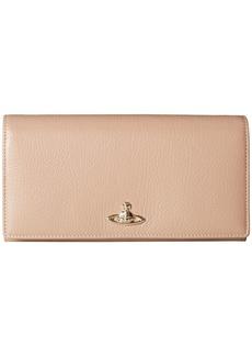 Vivienne Westwood Long Wallet w/ Chain Balmoral