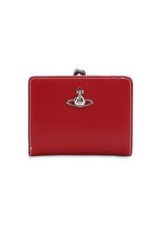 Vivienne Westwood Matilda Leather Wallet