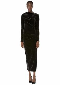 Vivienne Westwood Maxi Taxa Dress