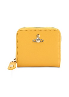 Vivienne Westwood Medium Pimlico Leather Wallet