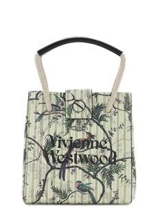 Vivienne Westwood Mini Sloane Printed Leather Bag