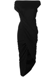Vivienne Westwood off-shoulder fitted dress