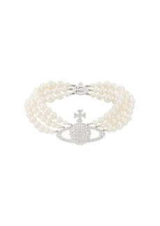 Vivienne Westwood orb choker necklace
