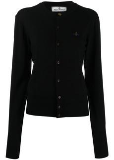 Vivienne Westwood Orb-embroidered cardigan
