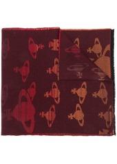 Vivienne Westwood Orb print scarf