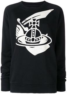 Vivienne Westwood orb print sweatshirt