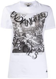 Vivienne Westwood Peru printed T-shirt