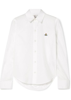 Vivienne Westwood Pianist Cotton-poplin Shirt