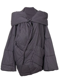 Vivienne Westwood propaganda puffer coat