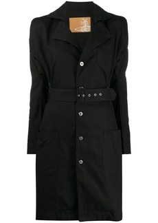 Vivienne Westwood puff-sleeve shirt dress