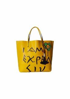 Vivienne Westwood Punk Leather Shopper