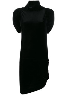 Vivienne Westwood Punkature velvet dress