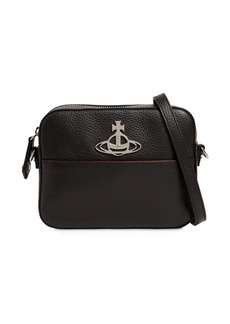 Vivienne Westwood Rachel Grained Leather Camera Bag