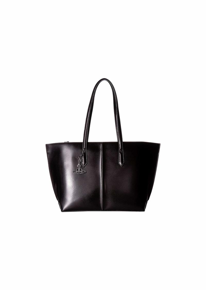 23b29a4fef9 Vivienne Westwood Sarah Large Shopper Bag