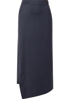 Vivienne Westwood Serge Wool Maxi Skirt