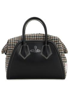 Vivienne Westwood Shirley Medium Yasmine Leather Bag