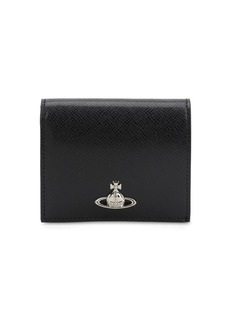 Vivienne Westwood Sofia Saffiano Leather Billfold Wallet