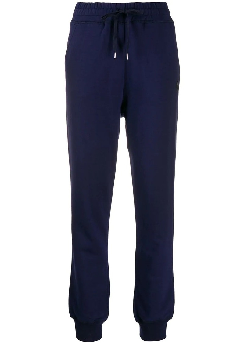 Vivienne Westwood straight leg track trousers