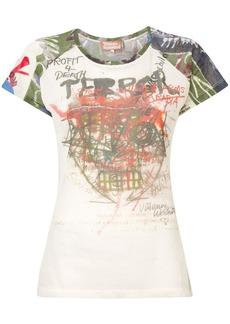 Vivienne Westwood 'Terror' print T-shirt
