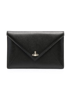 Vivienne Westwood Victoria envelope clutch
