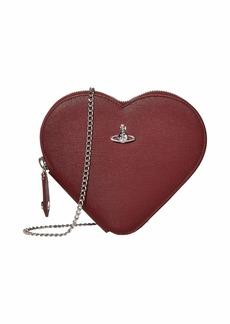 Vivienne Westwood Victoria New Heart Crossbody