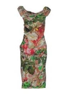 VIVIENNE WESTWOOD - 3/4 length dress