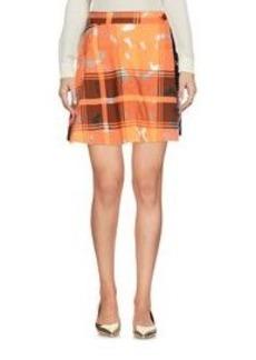 VIVIENNE WESTWOOD - Mini skirt