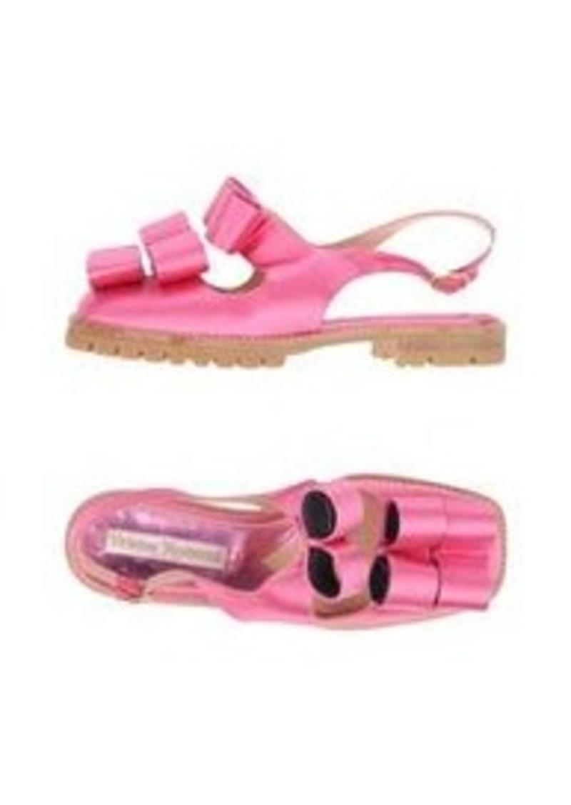 VIVIENNE WESTWOOD - Sandals