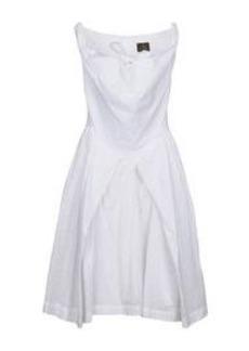 VIVIENNE WESTWOOD ANGLOMANIA - Knee-length dress