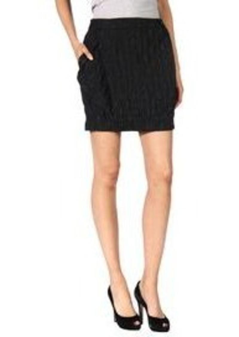 VIVIENNE WESTWOOD ANGLOMANIA - Mini skirt