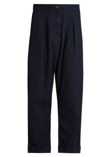 Vivienne Westwood Anglomania Dietritch dropped-crotch boyfriend jeans