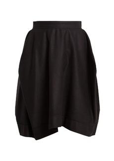 Vivienne Westwood Anglomania Kite wool-blend skirt