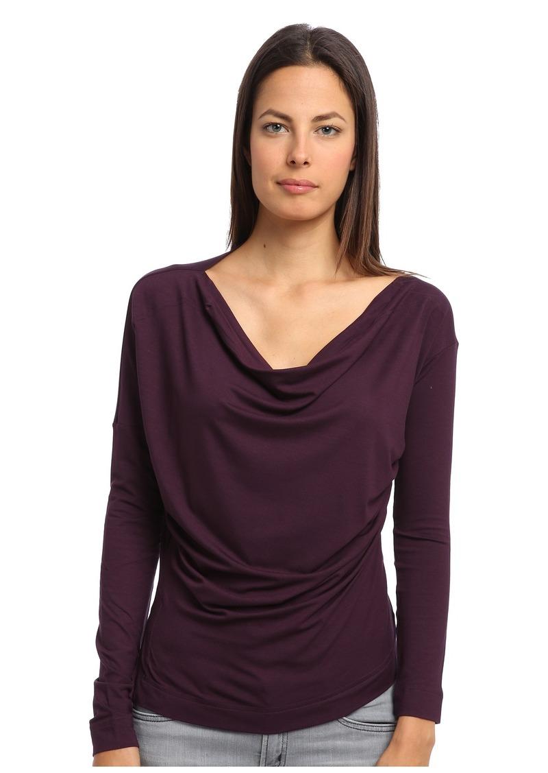 Vivienne Westwood L/S New Drape Top