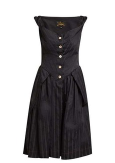 Vivienne Westwood Anglomania Saturday Self bustier dress