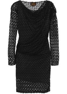 Vivienne Westwood Toga draped lace dress
