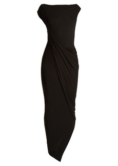 Vivienne Westwood Anglomania Vian draped-front jersey dress