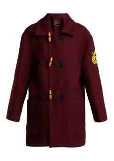 Vivienne Westwood Anglomania Wool-blend duffle coat