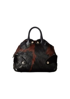 Vivienne Westwood Flintstone Large Handbag