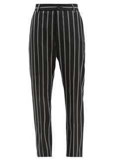 Vivienne Westwood James Bond slim-leg wool trousers