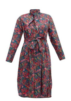 Vivienne Westwood Liberty-print cotton dress