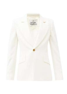 Vivienne Westwood Lou Lou virgin-wool cady jacket