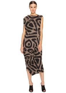 Vivienne Westwood Squires Sleeveless Printed Dress